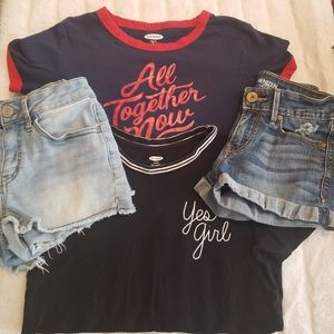 Girls Juniors Tween Clothes lot